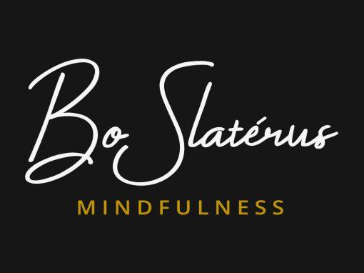 Bo Slatérus Mindfulness logo
