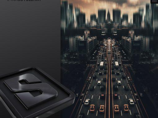 'Kronos – 2 Roads 1 Destiny' Artwork