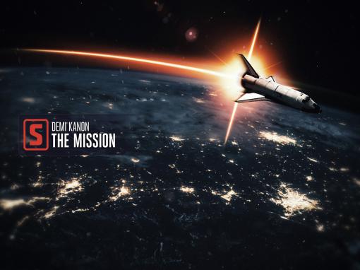 'Demi Kanon – The Mission' Artwork